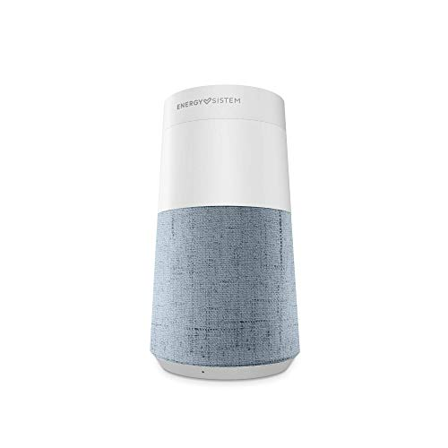 Energy Smart Speaker 3 Talk Altavoz Inteligente con Alexa Integrado (Wi-Fi, Bluetooth, Line-in, Spotify/Airplay)
