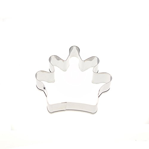 lufa-tinny-cute-crown-shape-biscuit-mold-cake-mold-stainless-cutter-cake-baking-tool