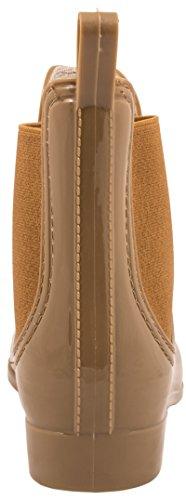 Elara - Stivali di gomma Donna Khaki 2