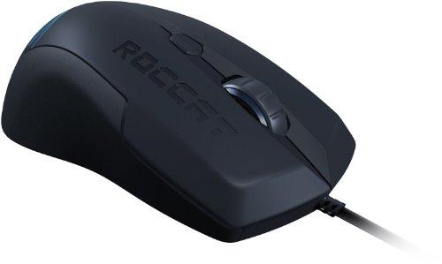 Roccat Lua Tri-Button Gaming Maus (2000 dpi, 3-Tasten, Rechts- und Linkshänder) schwarz - 2