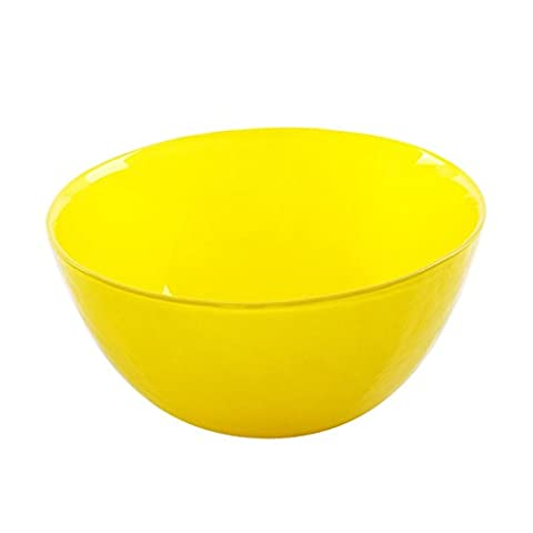 Bohemia Cristal Chalk Play of colors bowls Approx. Diameter 210mm