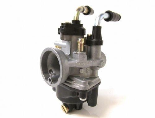 17,5 mm PHBN Tuning Vergaser mit manuellem Choke für Aprilia SR 50 Netscaper Racing Stealth WWW