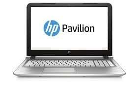 "HP Pavilion Energy Star Laptop (15-ab269na) - 15.6"" Display, Intel Core i3-5157U, 8GB RAM, 1TB SATA, Intel Iris Graphics 6100, B&O PLAY Dual speakers"