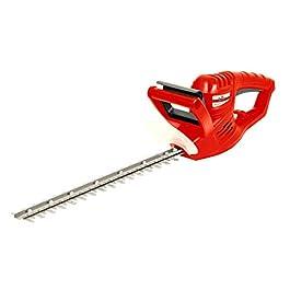 Grizzly Tools Taille-haie électrique EHS 4500, longueur de coupe 41 cm, 450 Watt, avec interrupteur de sécurité et frein…