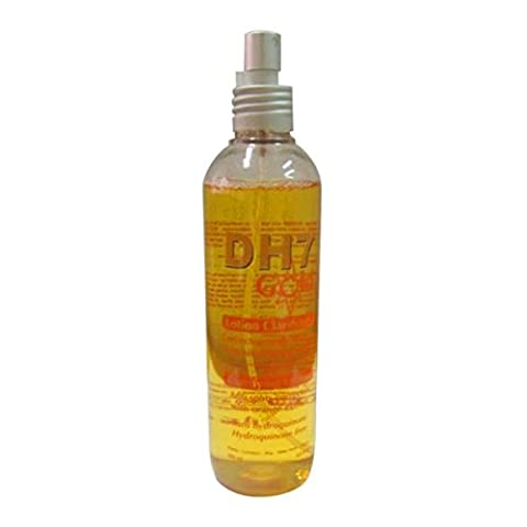 DH7Gold Dark Spot Remover Skin Lightening Öl Mist Spray 250ml