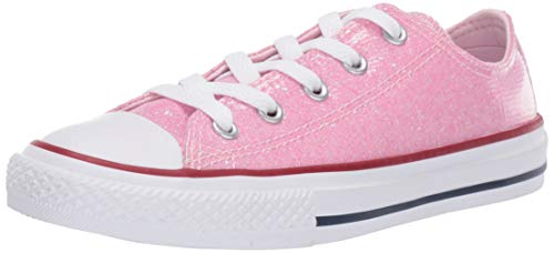 1dff5ba09e4a Converse Chuck Taylor All Star, Sneakers Basses Mixte Enfant, Rose (Pink  Foam/