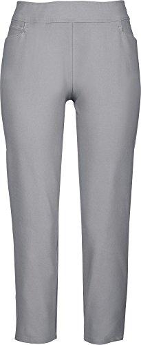 adidas Adistar Ankle Pantalon, Golf, Damen L grau