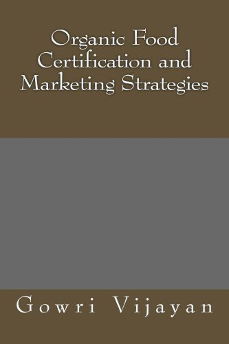 marketing and strategy organic food essay Abstract this dissertation examines organic food marketing from three aspects: household demand for organic food, household choice of retail formats accounting for preference organic food preference, and farmers' joint adoption of organic farming and direct marketing methods.