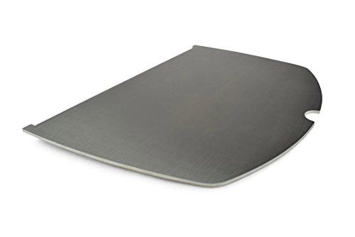 Placa de rejilla de acero inoxidable/plancha adecuada para todas las rejillas Weber...