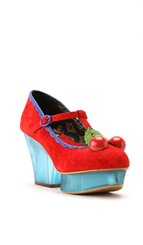 Miss L Fire - CHER - Woman - 39 - Red