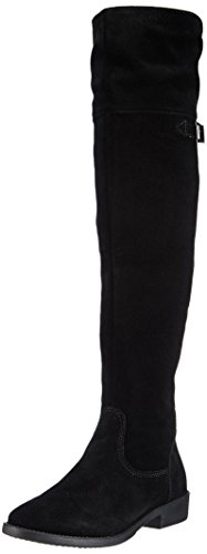 Tamaris25811 - Stivali Donna Nero (Nero (Black 001))