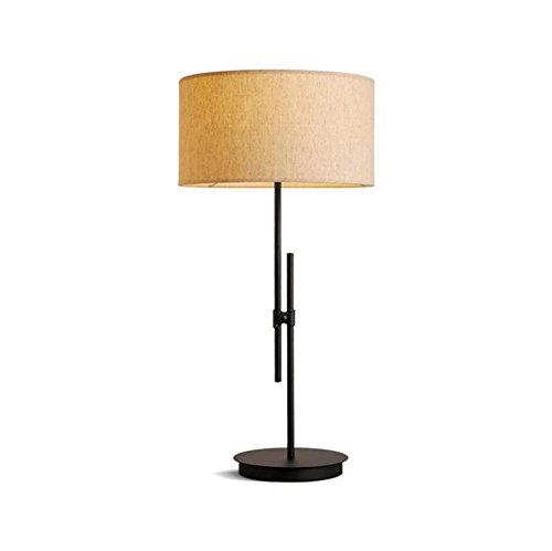 Atmko®Lampes de bureau Lustre moderne Lampe de table en fer forgé scalable Chambre de salon Lampe de chevet étudiant Lampe de bureau