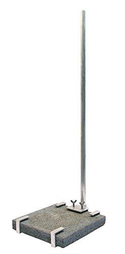 TechniSat Balkonständer (für Digidish 33/45 mit Gehwegplatten Aufnahme für die stabile Befestigung einer Satanlage)