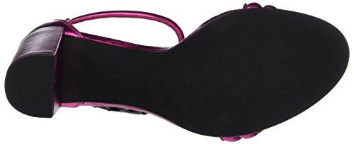 Kenneth Cole Lex, Sandali con Cinturino Alla Caviglia Donna Rosa (Pink)
