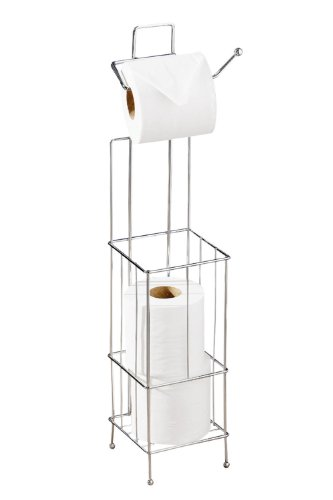 toilettenpapierhalter chrom - Freistehender Toilettenpapierhalter Chrom