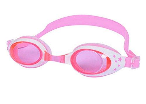 Childerns Tauchen Schnorcheln Freitauchen Brille, Rosa