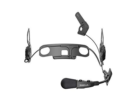 Preisvergleich Produktbild 10U Motorcycle Bluetooth Communication System with Handlebar Remote for Shoei J-Cruise by Sena