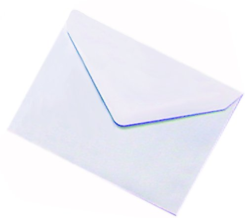 Sobres Visita 70x105 mm, Caja x 500 Cuida la imagen corporativa y comunicación de tu empresa con estos sobres para tarjeta de visita.