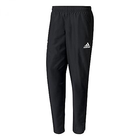 adidas Herren Dfb Woven Pant Trainingshose, Black/White,
