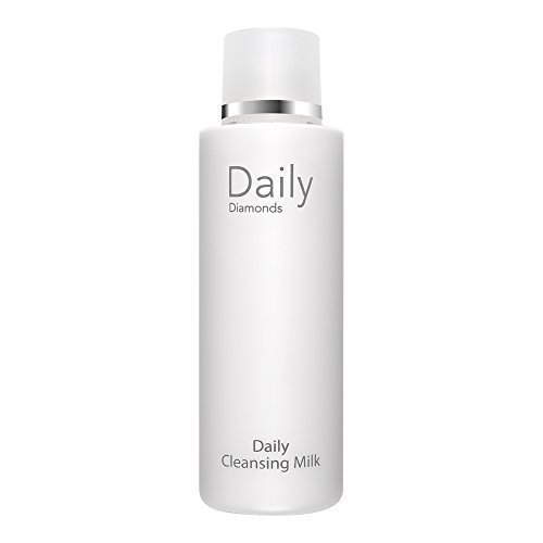 Daily Diamonds Daily Cleansing Milk 200 ml – Lait nettoyant – Intensif reinigende Lait pour le visage sans paraben