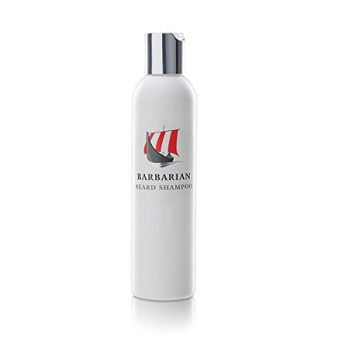 Mr. Burton´s Barbarian Bartshampoo (200ml) ohne Silikone -Pflege und unschlagbarer Duft. Mit...