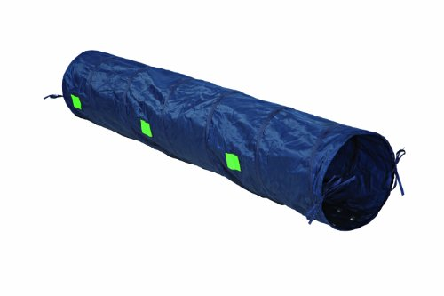 Trixie Dog Activity Tunnel Agilité 40 cm / 2 m Bleu