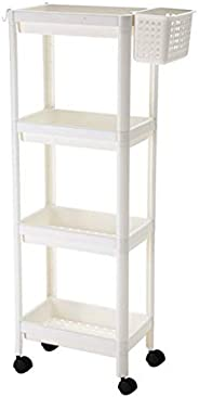 ZENHOME Bathroom Organizer Shelf over Toilet Holder Shelves for Kitchen Supplies Storage Rack