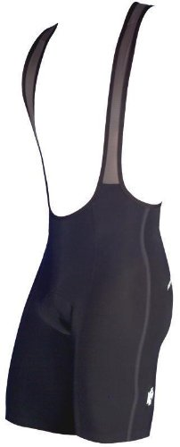 Descente Herren Radsport aero-x Bib Short, Herren, schwarz (Schwarz Shorts Descente)