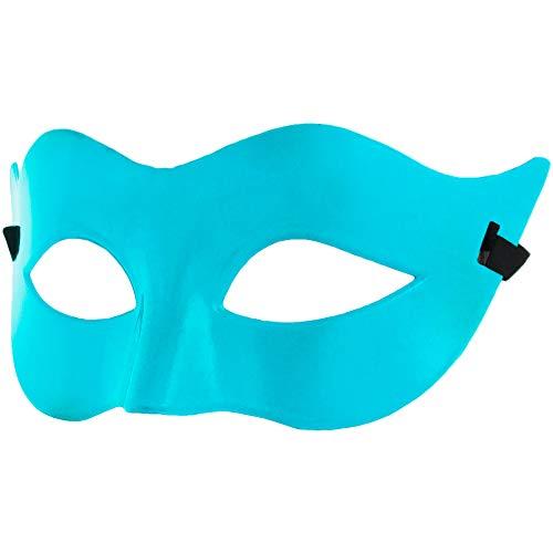 Smartfox Fasching Karneval Venezianische Maske in - Rio Stil Kostüm