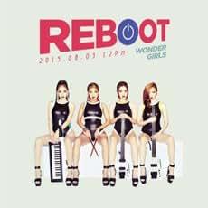 KPOP Wonder Girls Reboot (the 3rd Ablum)