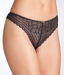 Chantelle Merci - Tanga Blau - Liberty Blue