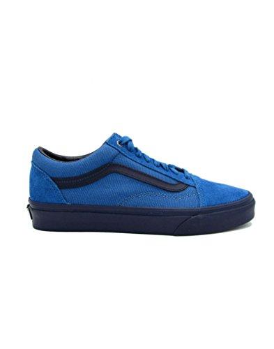 Vansold Skool - Sneakers Basse - Blue Ashes/Parisian Night
