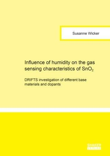 Influence of humidity on the gas sensing characteristics of SnO2: DRIFTS investigation of different base materials and dopants (Berichte aus der Chemie) - Wicker Base
