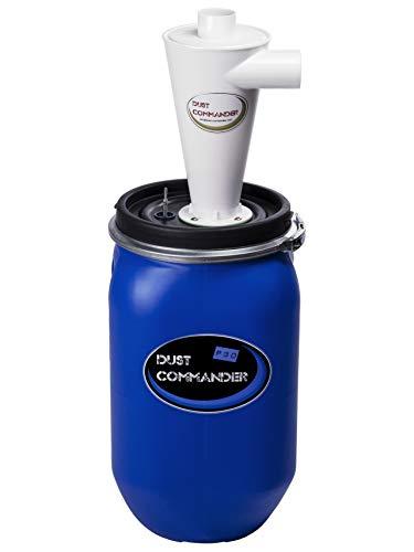 DUST COMMANDER P30-30 liter Deckelfass Bausatz