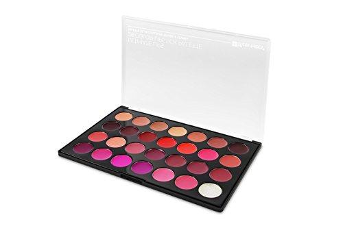 Ultimate Lips - 28 Farben Lippenstift Palette von BH Cosmetics (Bh Lip)