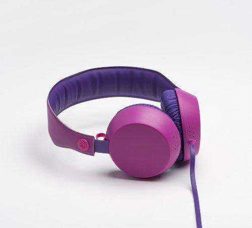 Coloud Boom Transition Bügel-Kopfhörer Lila (Bluetooth-stereo-kopfhörer-boom)