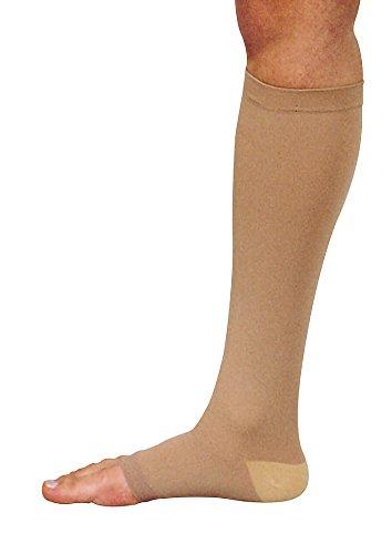 Manifattura bernina variform 1600 (taglia 1) - gambaletti elastici medicali classe 3 compressione graduata 34-46 mmhg