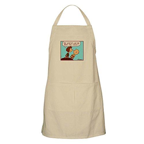 s Snoopy ER Likes Me. Schürze-Küche Schürze mit Taschen, Grillen Schürze, Backen Schürze khaki ()