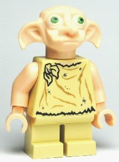 LEGO Harry Potter: Dobby House Elfo Minifigura 19