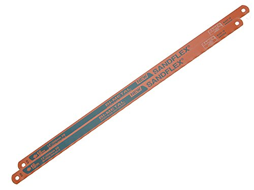 BAHCO 3906 Sandflex Bügelsäge 300mm Blades 12 X 18 Pack 2 - EU / UK