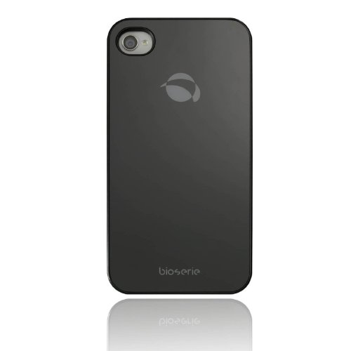 Krusell KR89642 Coque pour iPhone 4/4S Blanc Noir
