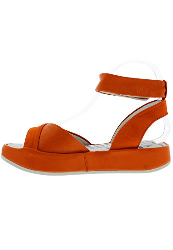 FLY London Damen Bibb854fly Knöchelriemchen Sandalen Orange