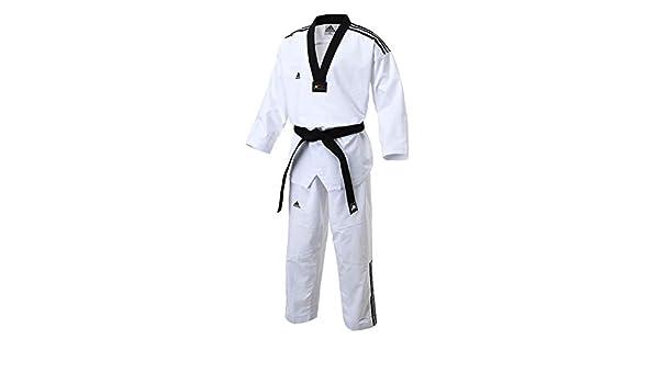 adidas Taekwondo Fighter III Dobok: : Sports et Loisirs