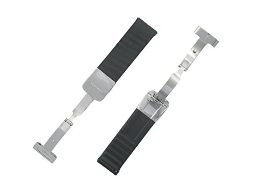 Samsung SM R380 Gear 2, Gear 2 Neo gris correa(solo 1 parte) original color negro   GH98 31681A(solo hebilla)