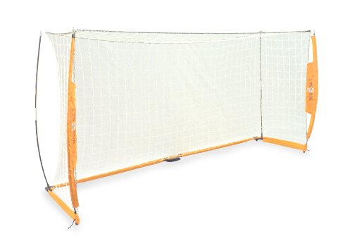 Schleife net Tragbares Fußball/Soccer Net – Orange, 7 x 21 ft Orange Soccer Net