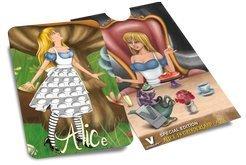 Grinder Plat Carte de Crédit The V Syndicate (Alice)