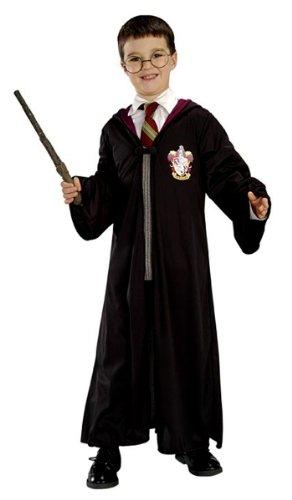 Rubie's it5378 - costume per bambini harry potter blister kit con mantello, taglia unica