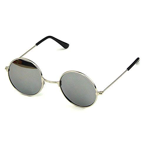 SCJ Kind die Sonne Spiegel die Mode wiederbeleben alte gewohnheiten rund Prinz die Spiegel Sonnenbrille verteidigen ultraviolette Sonnenbrille Baby die Brille kinderbrille