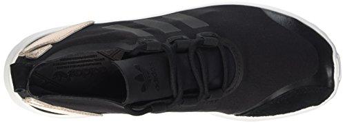 adidas Zx Flux Adv Verve W, Chaussures de Running Compétition Femme Noir