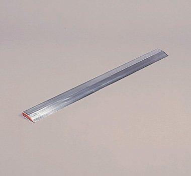 3er Set: Aluminium Trapez-Kartätsche mit Daumenrille, Abziehlatte, Richtscheit für Kalk- und Gipsputze - Länge: 1,0 m & 1,5 m & 2,0 m